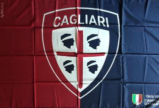 Drapeau Cagliari Calcio