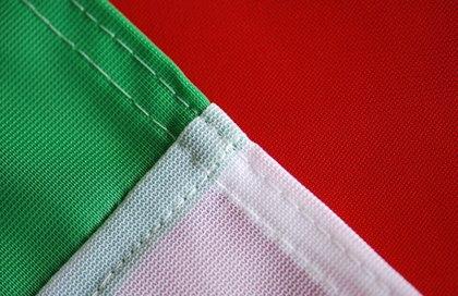 finitura bandiera