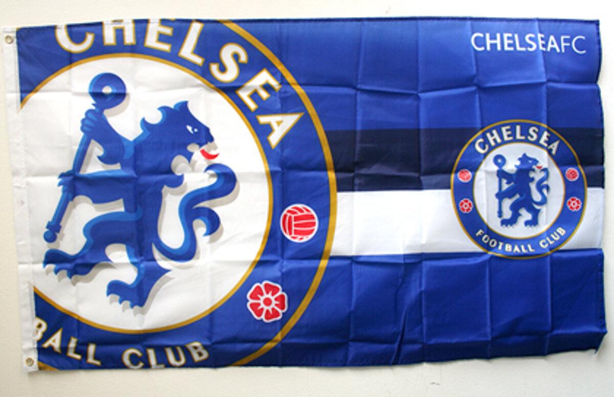 Drapeau Chelsea Football Club - vente en ligne | Flagsonline.fr