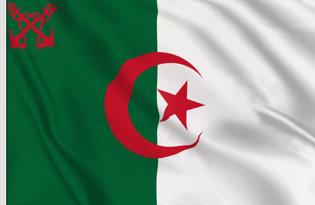 Drapeau Algérie (Marine militaire)