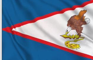 Drapeau Samoa americaines