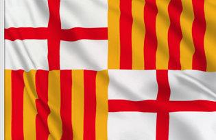 Drapeau Barcelone