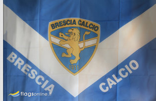 Drapeau Brescia Calcio