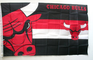 Drapeau Chicago Bulls