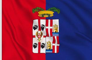 Drapeau Province de Cagliari