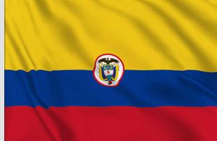 Drapeau Colombie (Marine militaire)
