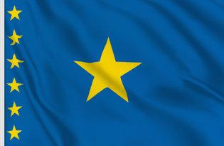 Drapeau Congo 1960-1963