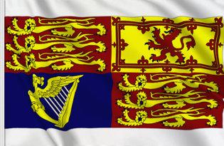 Drapeau etendard du Duc de York