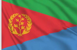 Drapeau Erythréen