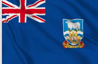 Drapeau Iles Falkland