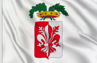 Drapeau Province de Florence