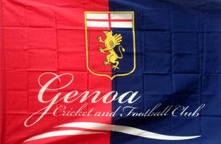 Drapeau officiel Genoa CFC