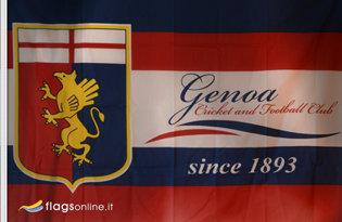 Drapeau CFC Genoa