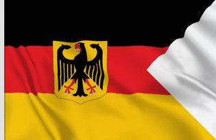 Drapeau Allemagne (Marine militaire)