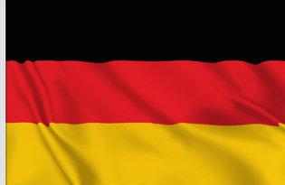 Drapeau de table Allemagne