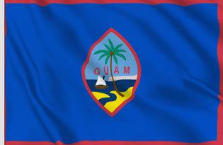 Drapeau Guam