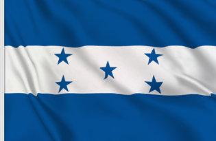 Drapeau de table Honduras