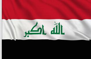 Drapeau Irakien