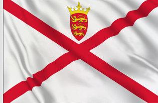 Drapeau Ile de Jersey