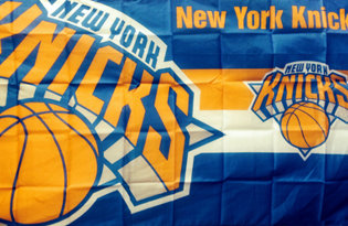 Drapeau New York Knicks