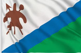 Drapeau de table Lesotho