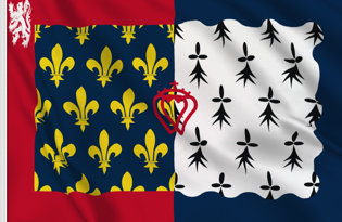 Drapeau Pays-de-la-Loire