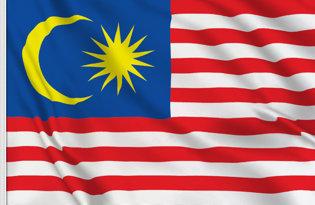 Drapeau Malaisie