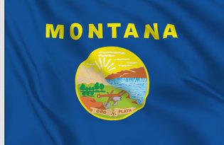 Drapeau Montana
