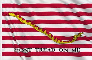 Drapeau Etats-Unis (Marine militaire)