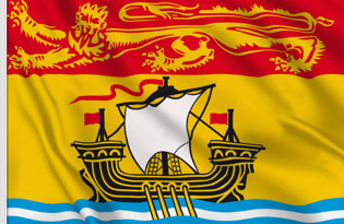 Drapeau New-Brunswick
