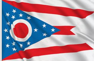 Drapeau Ohio