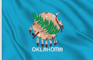 Drapeau Oklahoma