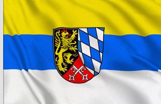 Drapeau District Haut Palatinat