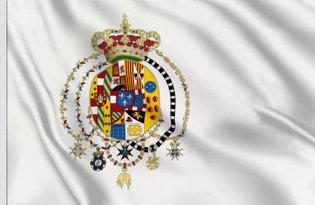 Drapeau Royaume des Deux-Siciles (1816-1861)