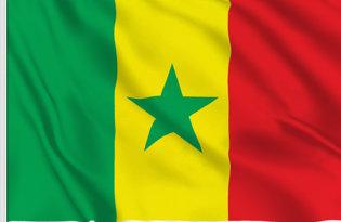 Drapeau Sénégalais