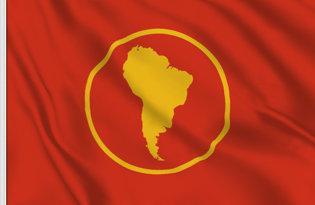 Drapeau Union des nations sud-americaines