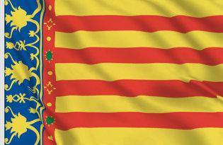 Drapeau Communauté Valencienne