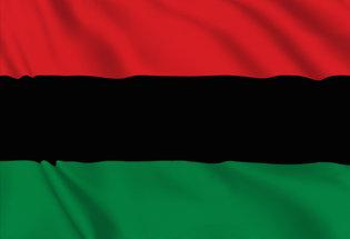 Drapeau Afro-américain