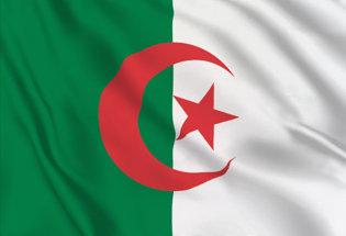 Drapeau Algerie
