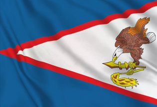 Drapeau Samoa américaines