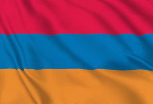 Drapeau Arménie