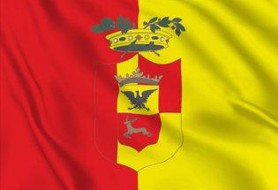 Drapeau Province de Bergame