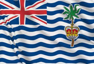 Drapeau Territoire Britannique de l'Océan Indien