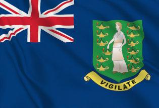 Drapeau Iles Vierges Britanniques