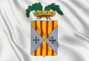 Drapeau Province de Catanzaro