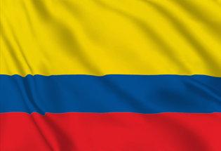 Drapeau Colombien