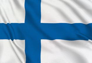 Drapeau Finlande