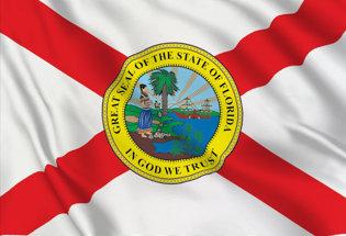 Drapeau Floride