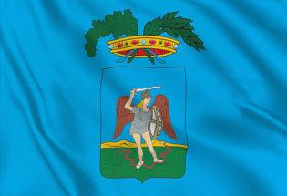 Drapeau Province de Foggia