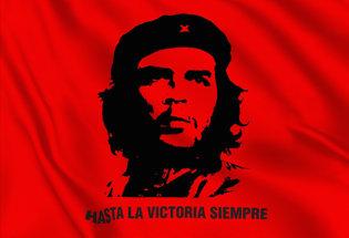 Drapeau Che Guevara